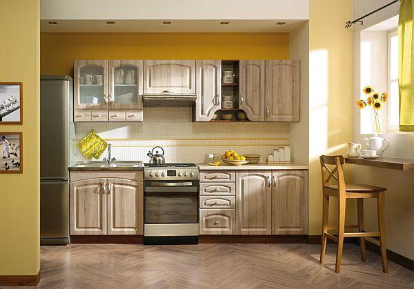 Foto: A JE TO CZ, kuchyně DELICJA retro 2,6 m