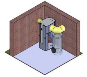 tepelné čerpadlo MACH IN