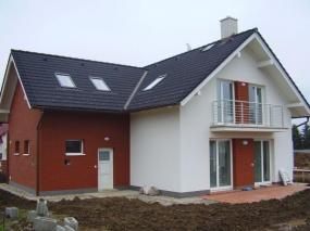 Foto: TVT EURO-okna, rodinný dům v Čáslavi
