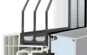 Foto: INTERNORM - OKNO, profil okna THERMO 3