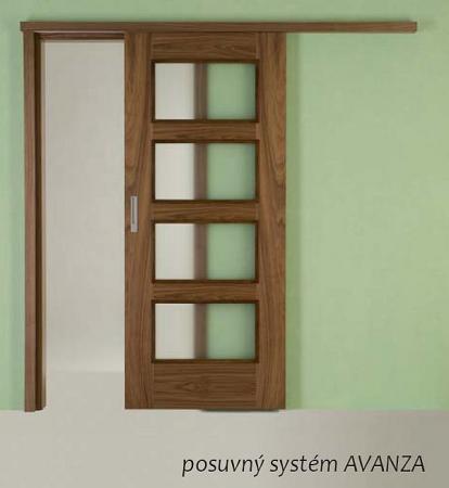 Dveře AVANZA