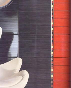 Foto: www.stepanek-koupelny.cz, Příjemný kontrast, šedá se neokouká a barva celek zpestří