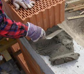 Foto: Českomoravský beton, MALMIX® zdění