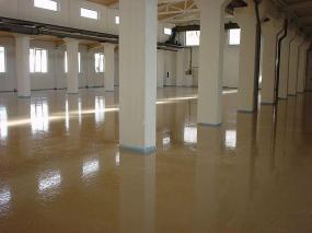 Foto: Českomoravský beton, ANHYMENT® hotová čerstvá podlaha