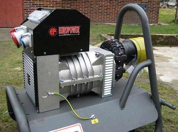 Traktorová elektrocentála JB 4 SB - AVR