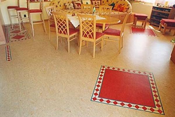 Foto: www.artikinterier.cz, linoleum