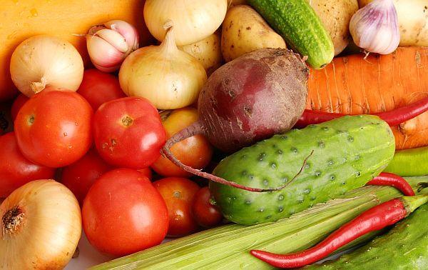 Zelenina (zdroj: www.shutterstock.com)