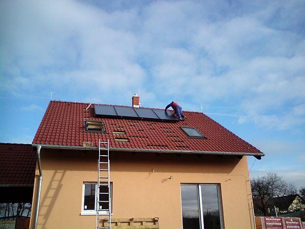 Foto: Sdružení RAKA, solární panely