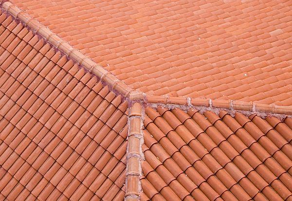 Ilustrační foto (www.shutterstock.com), pálené tašky