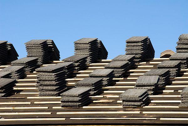 Ilustrační foto (www.shutterstock.com), betonové tašky