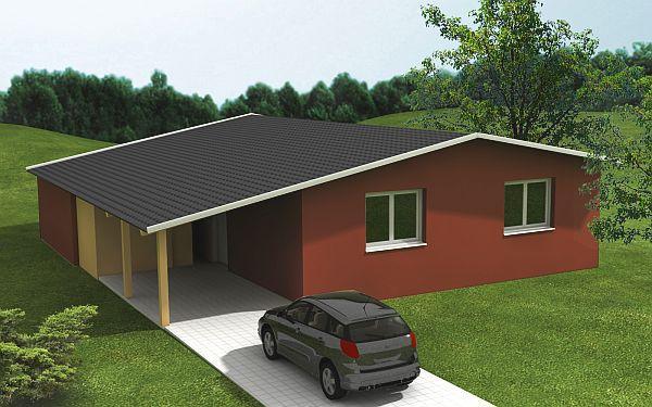 Obr: IRLA, 3D návrh domu