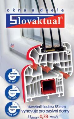Plastová okna Slovaktual