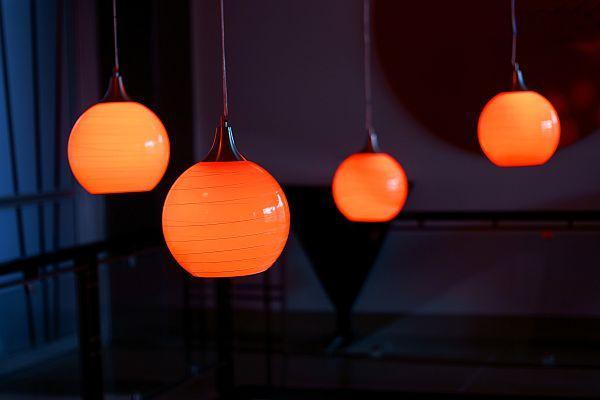 Ilustrační foto (www.shutterstock.com), atmosféra vytvořená barvou světla