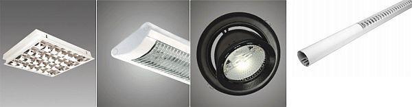 Foto: www.svitidla.cz, stropní technická svítidla