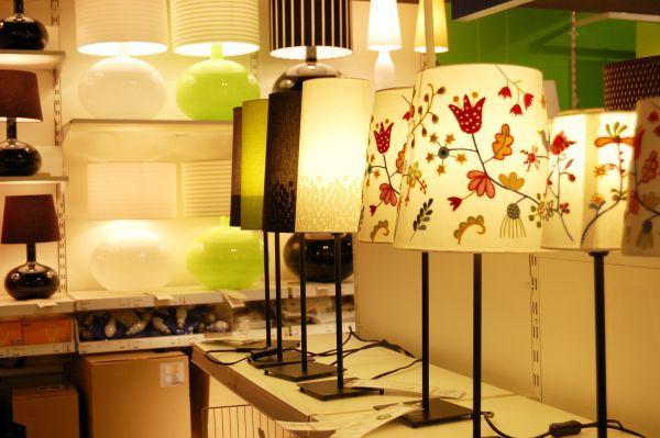 Ilustrační foto (www.shutterstock.com), lampy