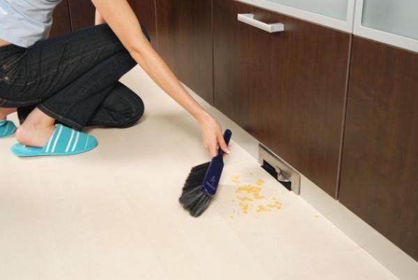 Foto HUSKY - centrální vysavače, kuchyňská štěrbina