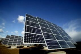Foto: Sun PI, solární elektrárna