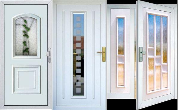 Foto: FRITAL, vchodové dveře