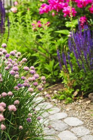 Ilustrační foto (www.shutterstock.com), okrasná zahrada
