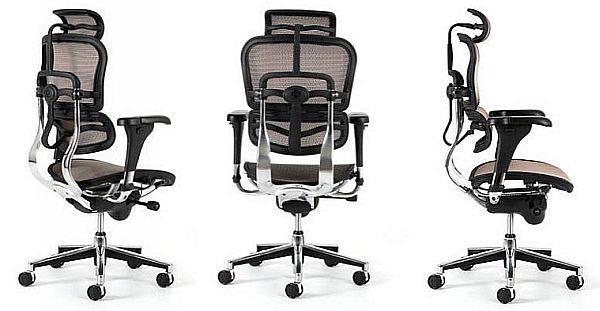 Foto: INTERIER GROUP, židle ERGOHUMAN