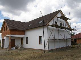 Foto: ČESKÉSTAVBY.cz, lešení