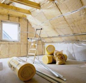 Každá druhá střecha vEvropě je zateplena výrobky Isover.