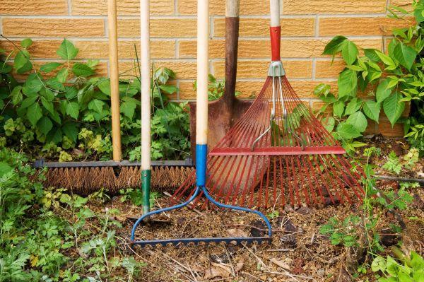 Ilustrační foto (www.shutterstock.com), nářadí, kterému se na podzim nevyhneme