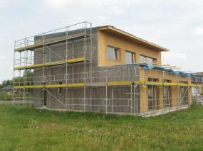 První multi-komfortní dům v ČR v Srchu u Pardubic