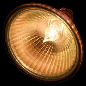 Ilustrační foto (www.shutterstock.com), halogenové svítidlo