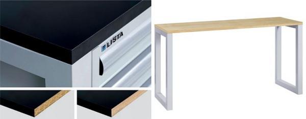 Dílenský pracovní stůl LISTA