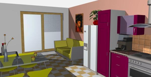 Vizualizace interiéru