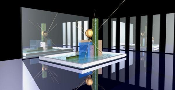Interiér - objekt - studie