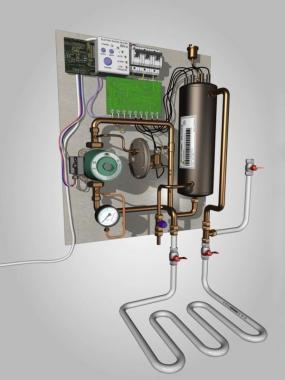 Ilustrační foto (www.shutterstock.com), schéma tepelného čerpadla
