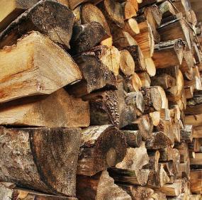 Ilustrační foto (www.shutterstock.com), dřevo - nejlevnější topivo