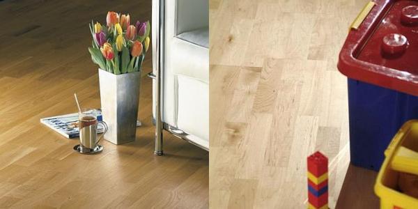 Tarkett®, Dřevěné podlahy Salsa