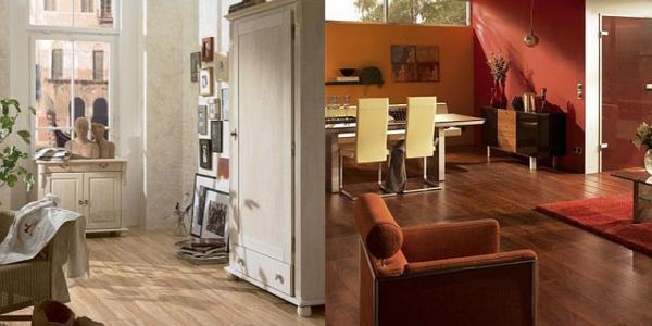 Tarkett®, Laminátové podlahy Legacy