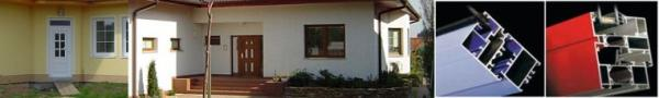 Foto: OKNOSERVIS, hliníkové dveře a jejich profily