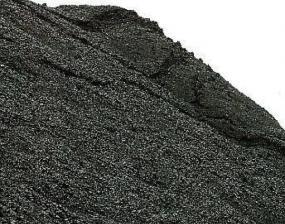 Foto: ČESKÉSTAVBY.cz, uhlí na skládce v uhelném skladu