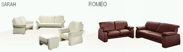 Obr: www.kanapa.sk, Kanapa Design - SARAH a ROMEO