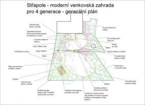 Obr: Ing. Hana Zachariášová, půdorys