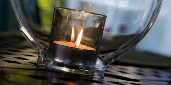 Ilustrační foto (www.shutterstock.com), osvětlení pro chvíle romantiky