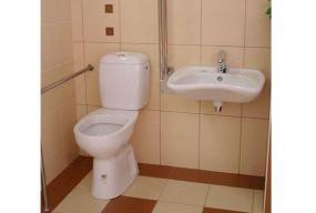 Zdroj: www.sapho-koupelny.cz, DISABLE mísa WC&nbspkombi&nbsppro&nbsptělesně&nbsppostižené