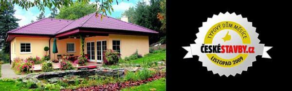 Typový bungalovem NOVA 112