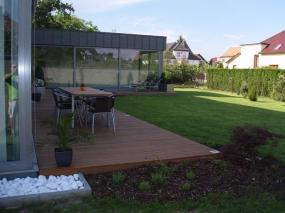 Foto: Zahradní architektura - Bc. Mastný Roman