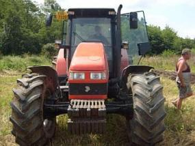 Traktor SAME SILVER 130