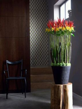 Holandská květinářská kancelář