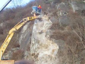 Foto: Geologie a geotechnika - Janda Šetina