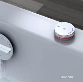 Multiplex Trio E spolehlivě a plně automaticky kontroluje stav&nbspvody a příjemnou teplotu ve vaně.