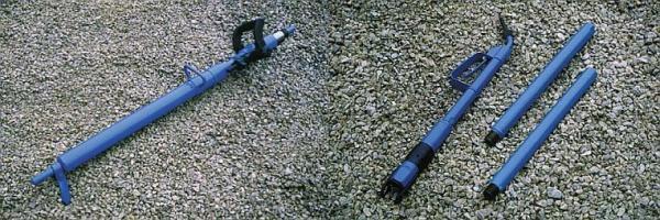 Foto: Zetka Air, pneumatická podpěra a škrabka