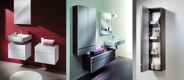 Foto: SANITEC, nábytková sestava Domino
